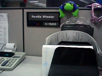 BofA Cubicle Sign